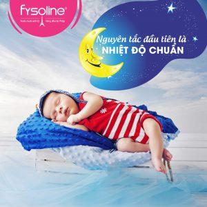Nhiệt độĐiều chỉnh điều hòa ở mức nhiệt phù hợp với trẻ 26-28 độ