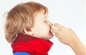 Trẻ trên 3 tháng tuổi có thể dùng được xịt muối biển rửa mũi