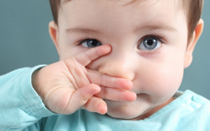 Mũi là cửa ngõ đầu tiên của hệ hô hấp cần được vệ sinh mỗi ngày.