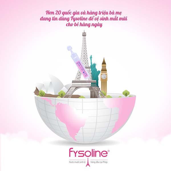 Fysoline là gì?