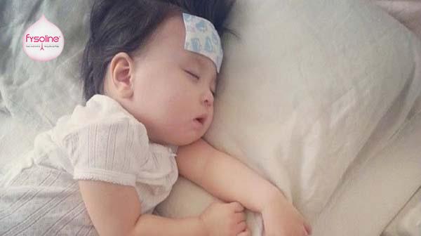 Hậu quả khi trẻ bị ngạt mũi lâu ngày