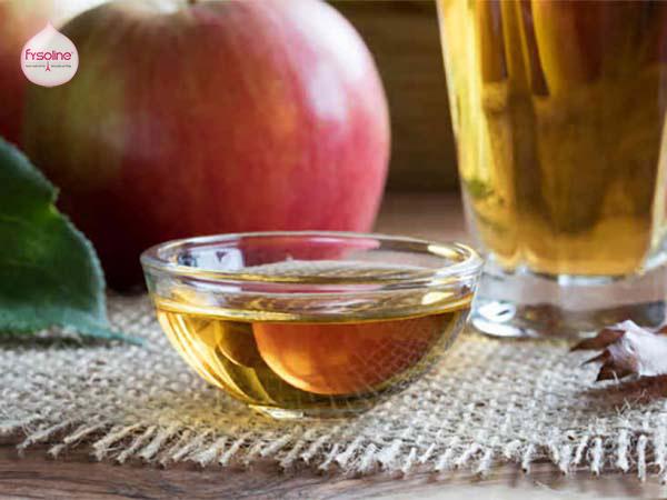 Dùng giấm táo chữa hắt hơi sổ mũi cho trẻ
