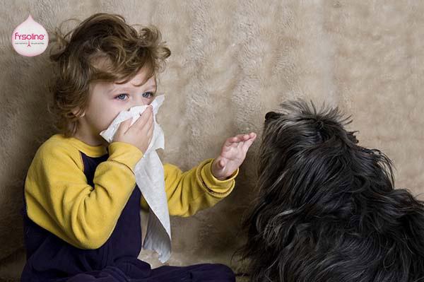 Nguyên nhân trẻ bị sổ mũi