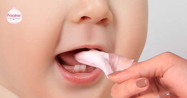 Tần suất rơ lưỡi cho trẻ sơ sinh