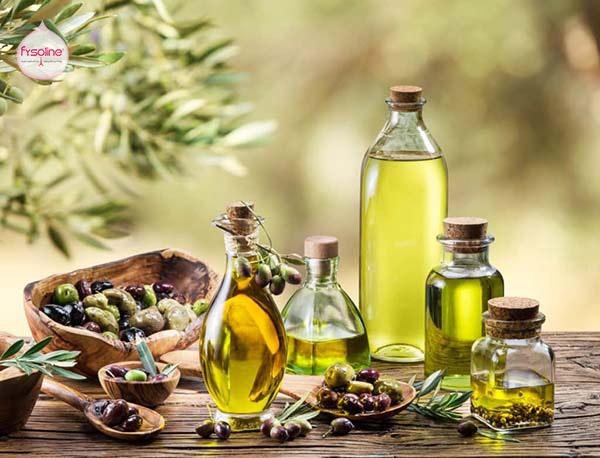 Cách vệ sinh tai cho trẻ bằng dầu oliu