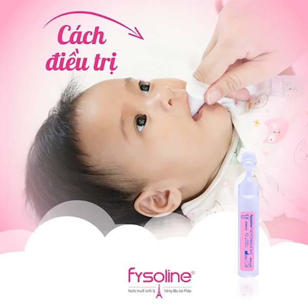 Lưu ý khi vệ sinh miệng cho trẻ