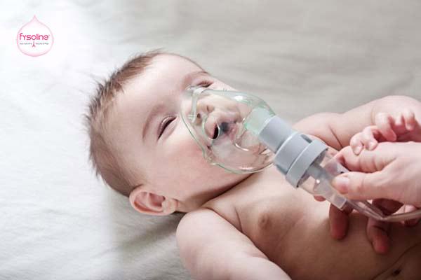 Trẻ sơ sinh bị sổ mũi lâu ngày nguy hiểm như thế nào