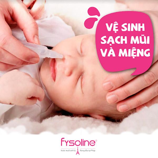 Cách điều trị bệnh viêm mũi cấp ở trẻ