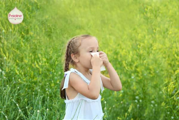Dấu hiệu viêm mũi dị ứng thời tiết