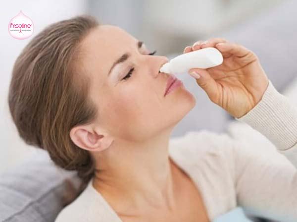 Dùng thuốc viêm mũi dị ứng thời tiết