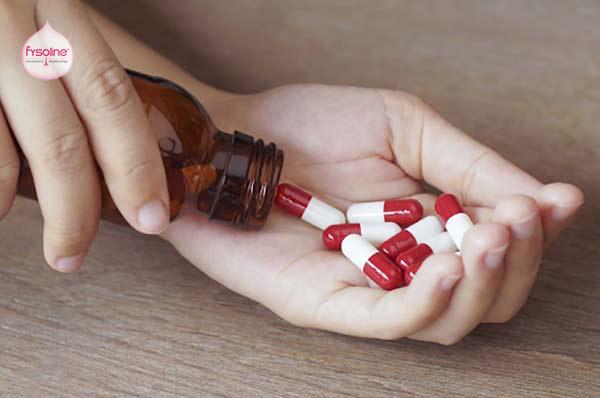 Thuốc kháng sinh histamin chữa viêm mũi dị ứng cho bà bầu