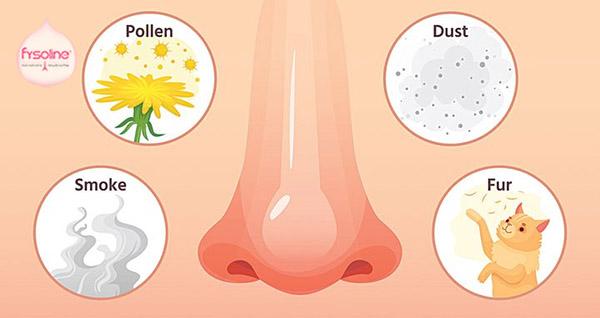 Nguyên nhân viêm mũi ở trẻ em