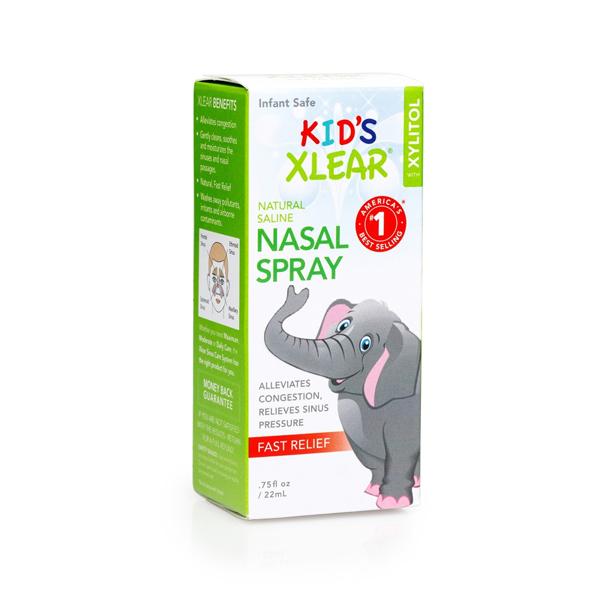 Xịt mũi cho bé Kid's Xlear.