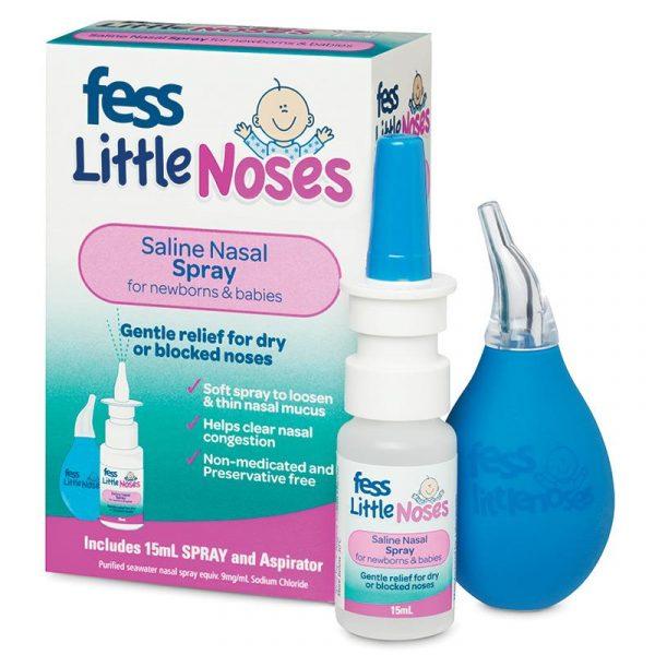 Bình xịt mũi Fess Littile Noses